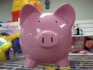 Porcusorul de economii
